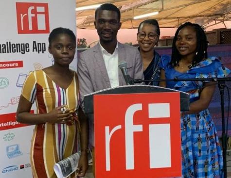 Mon Artisan remporte le Challenge App Afrique organisé par RFI
