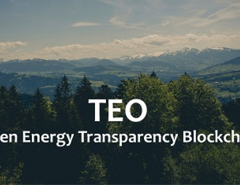 TEO (The Energy Origin) proposes Green Energy Transparency with Blockchain