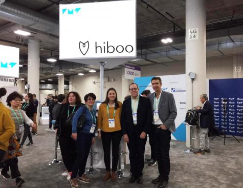 ENGIE remet un Prix coup de cœur à la startup Hiboo, finaliste du Prix Innovation Bercy IMT
