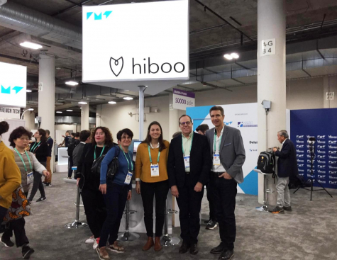"The French startup Hiboo was awarded a ""Coup de Coeur"" Prize by ENGIE at CES 2020"
