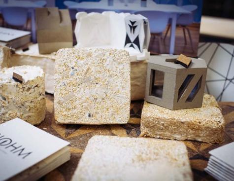 Des matériaux de construction verts pour une architecture durable