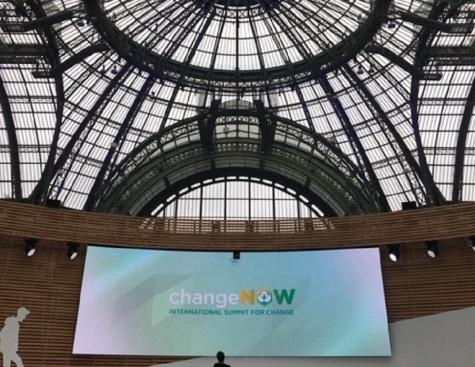 ChangeNOW, une vague d'innovation déferle sur Paris