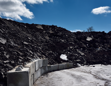 A Second and Sustainable Life for Dirty Carbon?