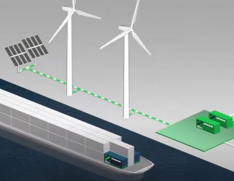 Des bateaux fluviaux électriques pour développer une solution de navigation zéro emission