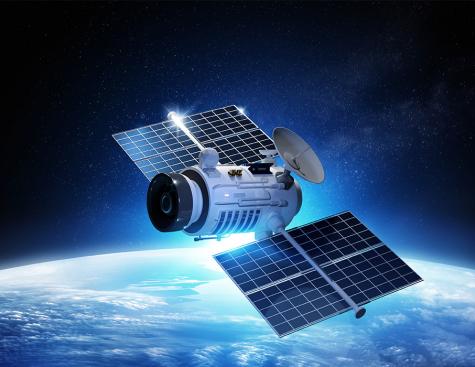 Objectif Vert : le futur de l'énergie passera-t-il par l'espace ?