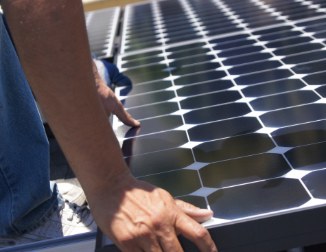 Solar Panels For All!