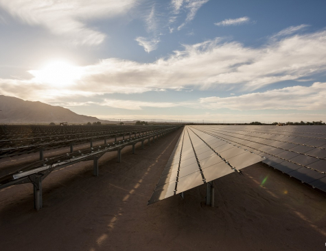 Breakthrough Project Connects Solar To Chile's Power Grid