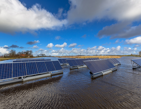 Solar On Water: A Bright Future For Floatovoltaics