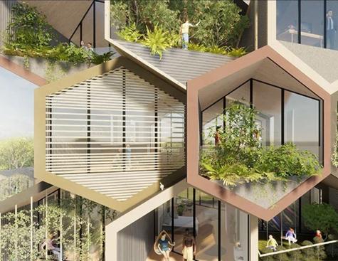 4 projets d'habitats hors-réseau qui ouvrent la porte d'un meilleur avenir énergétique