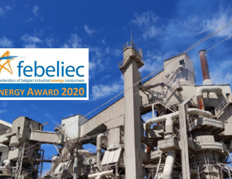 Le projet Columbus de « Power to Methane » d'ENGIE lauréat du Febeliec Energy Award 2020