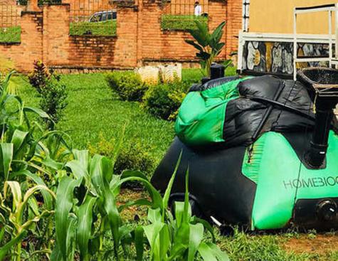 HomeBiogas veut exporter ses solutions d'énergie verte issue des déchets organiques