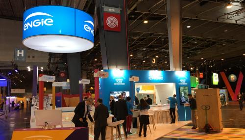 ENGIE au cœur de l'éco système de l'innovation à Viva Technology Paris