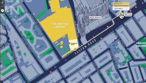 Living Map: Real-time Digital Mapping