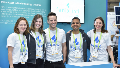 Fenix - L'accès à l'énergie à l'honneur au CES 2019