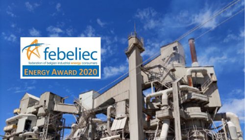 ENGIE's Columbus Power to Methane project wins the Febeliec Energy Award 2020