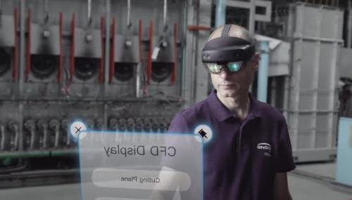 La « réalité mixte », technologie innovante entre réel et virtuel