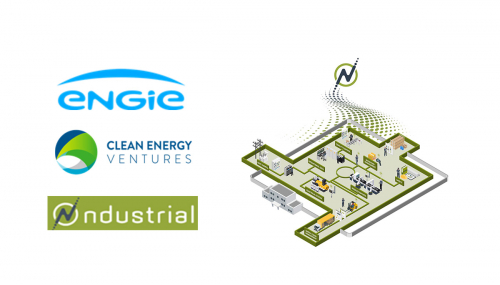 ENGIE New Ventures and Clean Energy Ventures invest in ndustrial energy management solutions
