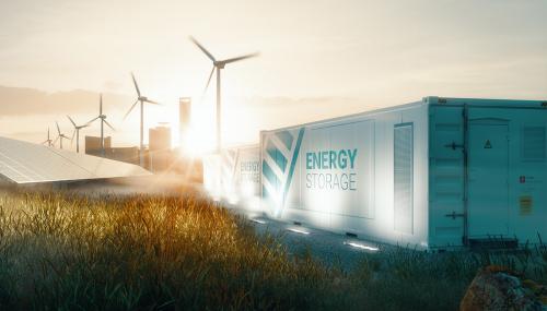 Des solutions de stockage innovantes pour un réseau électrique plus stable