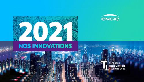 Retrouvez le e-book Nos Innovations 2021