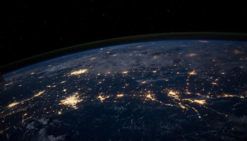 L'énergie est partout autour de nous.