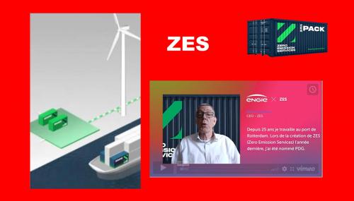 [STARTUP STORY]  Zero Emission Services - ZES