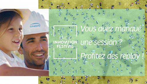 ENGIE Innovation Festival - REPLAY- Jour 5  - Vendredi 18 Juin
