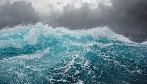 The oceans, a whole sea of energy