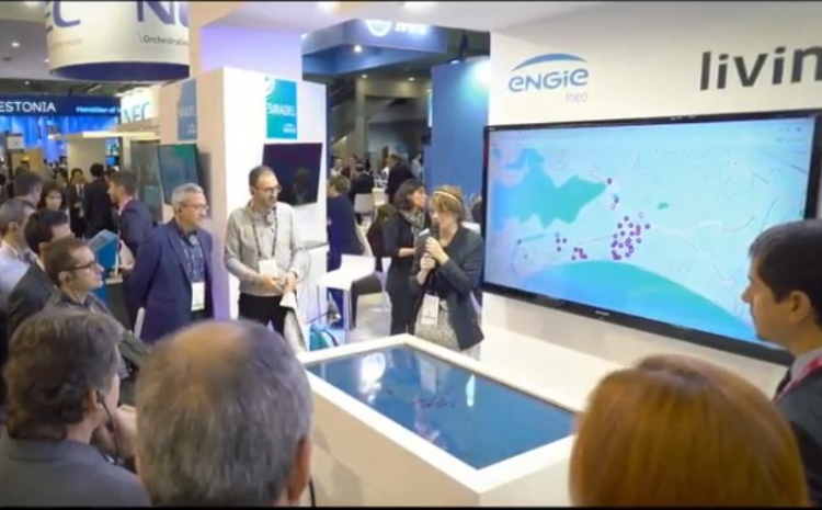 [VIDEO] ENGIE au Smart City Expo 2018 à Barcelone