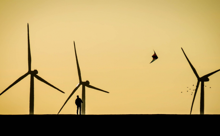 Any Way the Wind Blows, Flying Kites To Accelerate the Energy Transition
