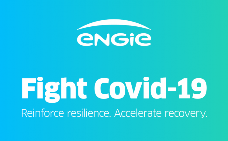 Fight Covid 19 - ENGIE Initiatives to address the Coronavirus crisis