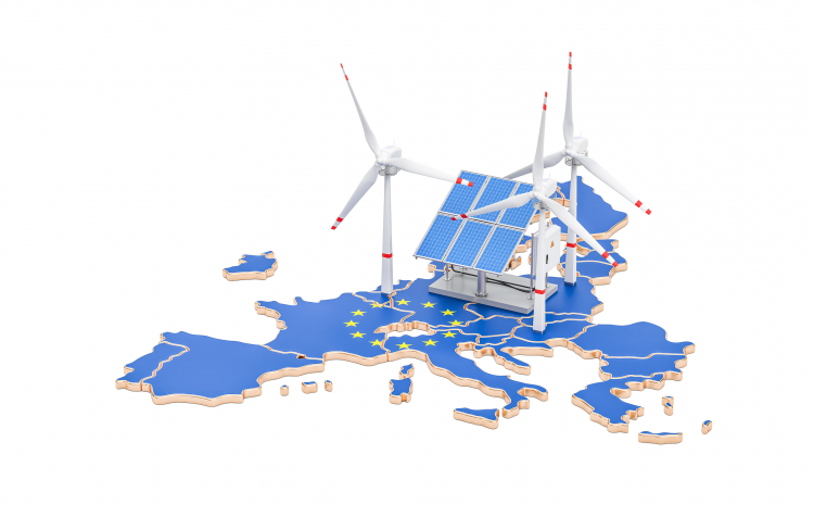 Enfin une carte mondiale des sites solaires et éoliens ?