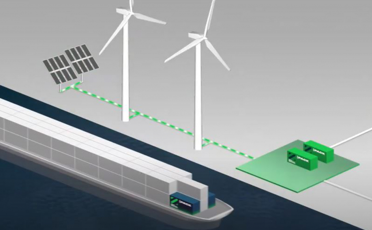 Fully electric inland vessels to develop emission-free navigation solution