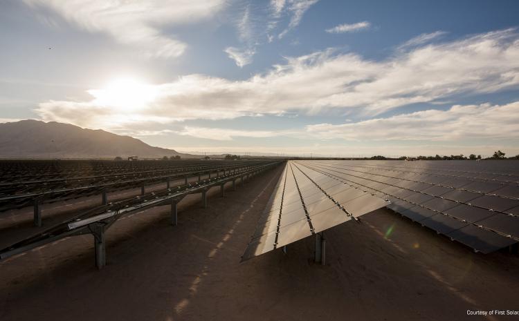 Sous le soleil du Chili, un projet pour brancher le solaire au réseau national