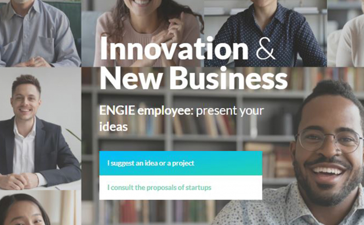 ENGIE presents its new global Innovation website