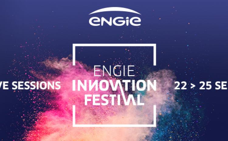 J-1 : Demandez le programme de l'ENGIE Innovation Festival !
