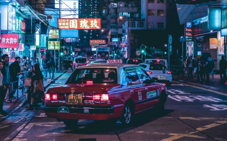 Taxi ! Direction la Smart City...