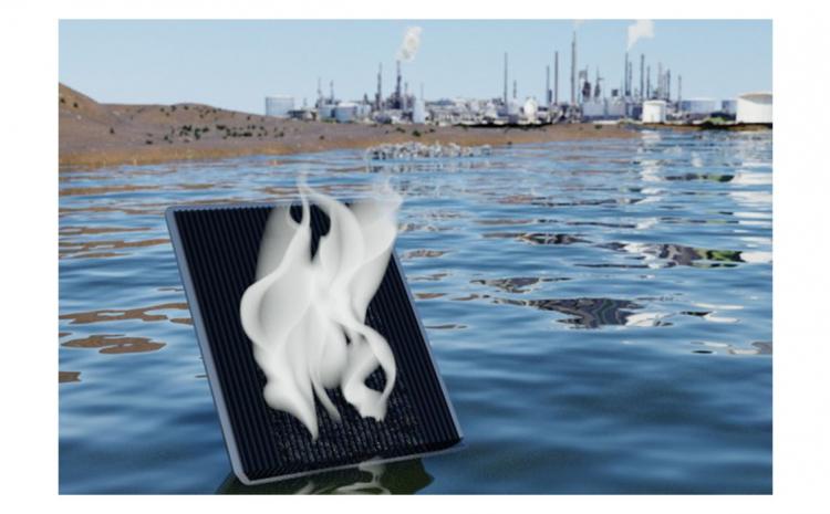 Et si l'accès à l'eau potable tenait à une simple feuille d'aluminium ?