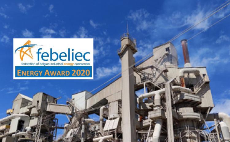 Le projet Columbus de « Power to Methane » d'ENGIE lauréat du Febeliec Energy Award 2020
