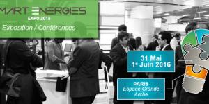 Smart Energies Expo 2016