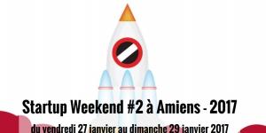 Amiens StartUp Week End #2