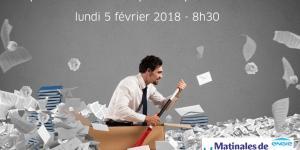 Matinale de l'Innovation - 5 février 2018