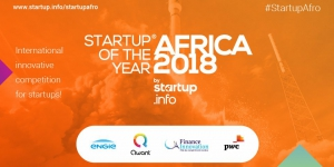 Finale du Concours Startup of the year Africa 2018