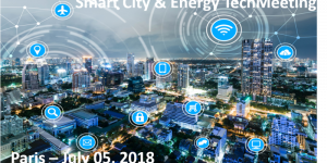 TechMeeting Smart City & Energy par Paris Region Entreprises