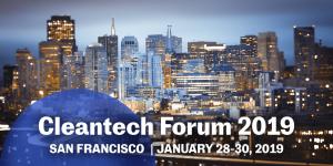 ENGIE New Ventures au Cleantech Forum 2019