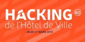 Hacking de l'hôtel de Ville - Paris