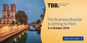TBB - The Business Booster par Inno Energy - Paris