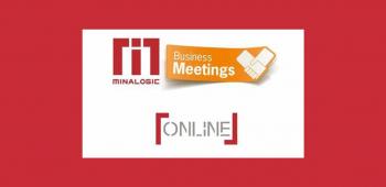MINALOGIC  Business meetings [On line]