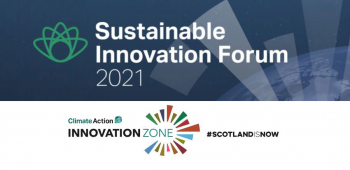 Sustainable Innovation Forum COP 26 in Glasgow