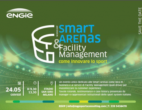 Smart arenas facility management