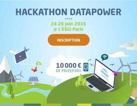 Datapower, le hackathon d'ENGIE sur les données